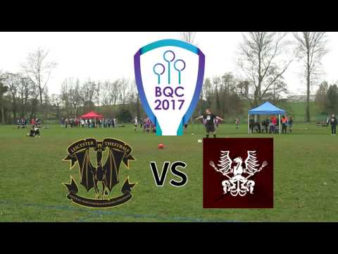 BQC 2017: Holyrood Hippogriffs Firsts VS Leicester Thestrals