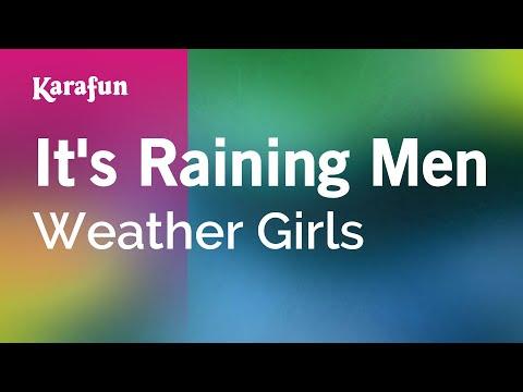 Karaoke It's Raining Men - Weather Girls *