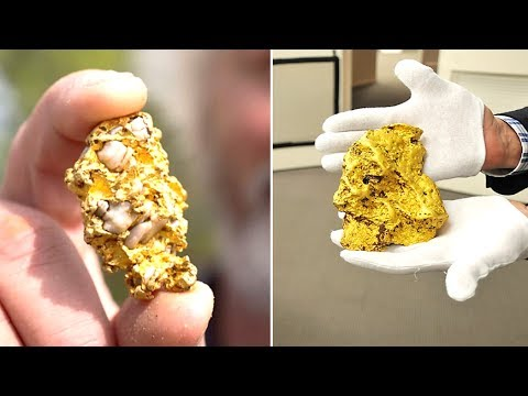Where To Find Gold In The UK?