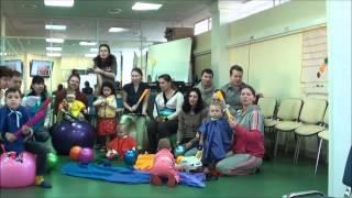 Олимпийский гимн Лазарева в СОНАТАЛ-школе/Olimpic Anthem by Lazarev in Sonatal-centre
