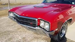1969 Buick GS for sale New Lothrop Mi auto appraisal test drive and summary