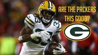 The Packers Defense ARE NOT SUPER BOWL CONTENDERS- Keep It Real Podcast #2