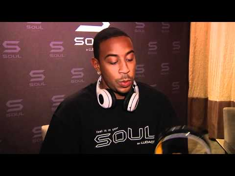 CES: Ludacris launches Soul headphones