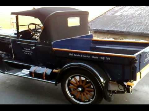 Chevrolet 1928 Pick up - YouTube