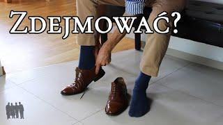 Czy zdejmować buty wchodząc do czyjegoś domu? – Czas Gentlemanów