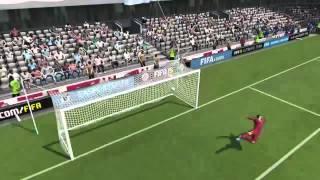 FIFA 15-  Intro