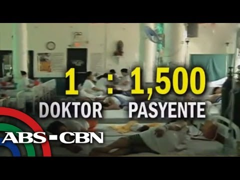 Lack of Doctors in the Philippines