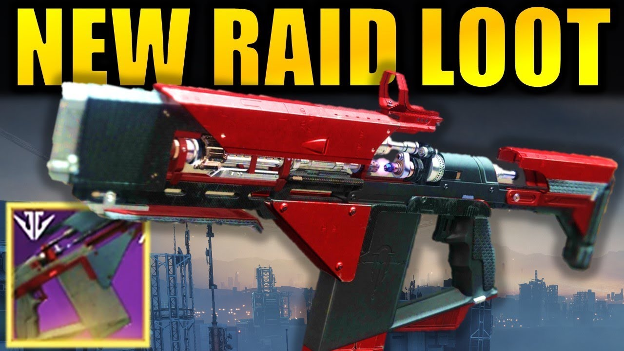 Destiny 2: Tempered Dynamo RAID Fusion Rifle! (Curated GOD ROLL