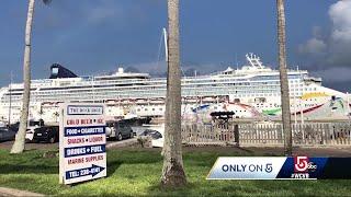 Bed bugs bite passengers on Norwegian Dawn cruise from Boston to Bermuda