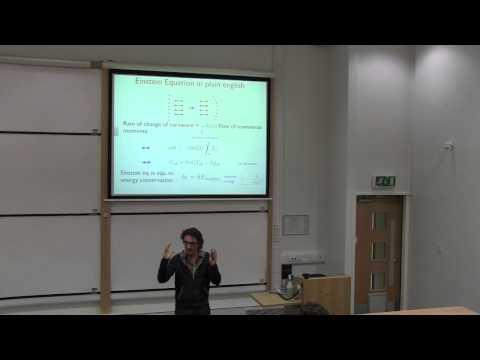 Laurent Freidel: Non equilibrium thermodynamics of gravitational screens