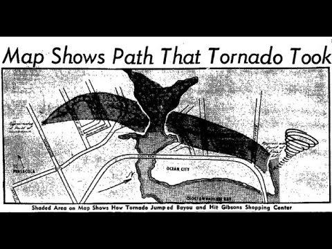 Fort Walton Beach Florida Tornado