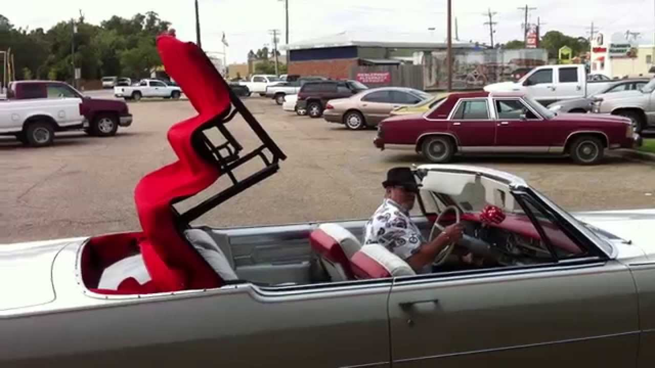 1965 Cadillac Deville For Sale: Video Of My 1965 Cadillac Convertible For Sale Or Trade