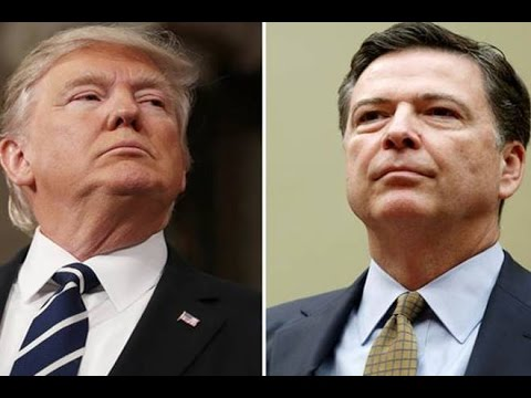 New York Times Breaking News: Comey wrote a memo that Trump asked to end Flynn investigation