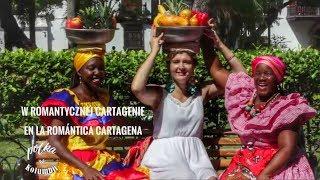 Najpiękniejsze miasto w Kolumbii - Cartagena de Indias / La ciudad más bella de Colombia