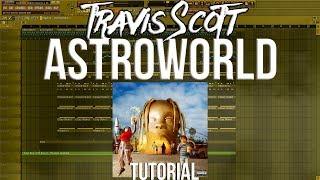 ASTROWORLD Tutorial (Travis Scott)