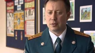 Сотрудники МЧС провели открытый урок в гимназии «Новоскул»