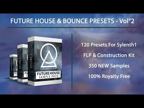 Future Bounce ESSENTIAL Presets, Sample Pack & FL Studio Projects
