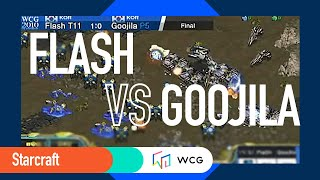 [2010 GF]StarCraft: Final/Set2- Flash(KR) vs. Goojila(KR) /English