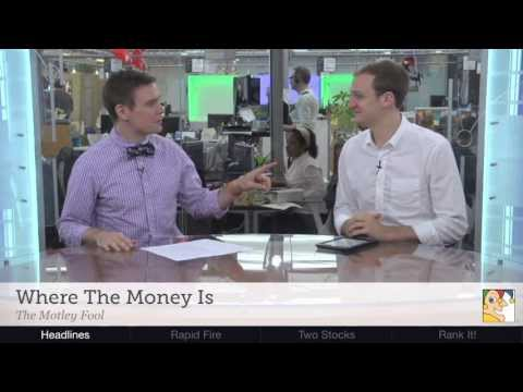 JPMorgan's $13B Settlement in Question, and the 2013 Market Laggards | Where the Money Is - 10/30/13