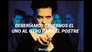 The Cure -The Lovecats (Sub. Español)