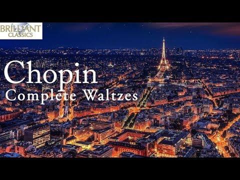 Chopin: Complete Waltzes (Full Album)