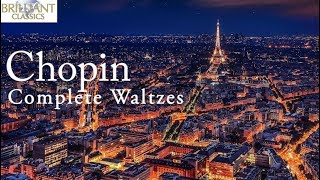 Chopin: Complete Waltzes (Full Album) Played by Alessandro Deljavan
