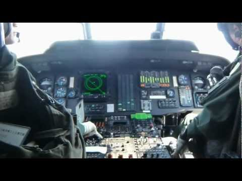 体験搭乗 SH-60J