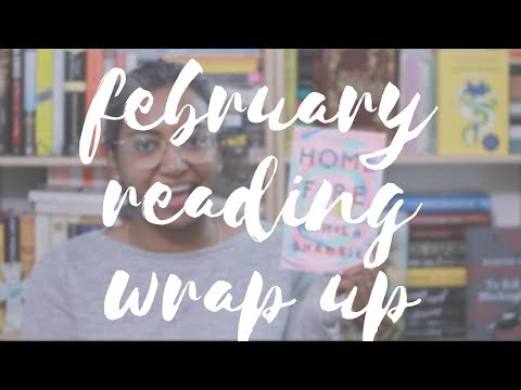 February 2019 Reading Wrap Up » Part 2