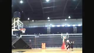 Самый лучший бросок в кольцо за всю историю баскетбола!