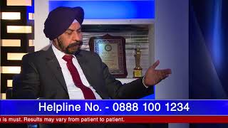 Isotine - Dr MS Basu explaining How his treatments work in Colour Blindness