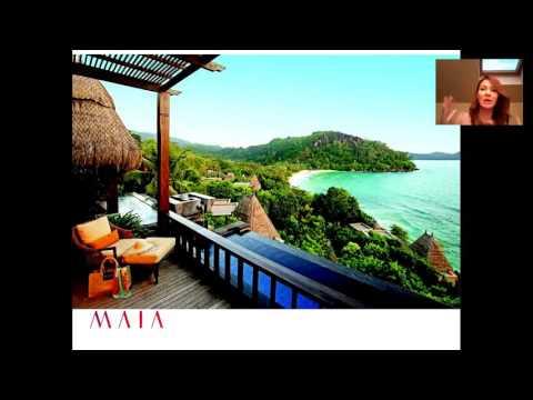Maradiva Villas Resort & Spa - Маврикий; Maia Luxury Resort & Spa - Сейшелы