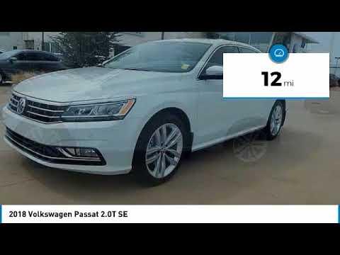 2018 Volkswagen Passat Oklahoma City OK, Norman OK, Edmond OK, Moore OK JC025631