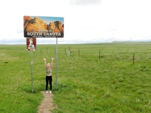 Travel Diary Part 1: Wyoming, Montana, North Dakota, South Dakota