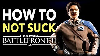 How to Not Suck at Star Wars Battlefront 2