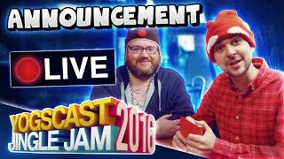 Repeat youtube video LIVE NOW! Christmas Charity Livestreams 2016 (twitch.tv/yogscast)