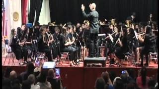 "Music from ""Mama Mia"" -  David A.Boody I.S.228 Symphonic Band"