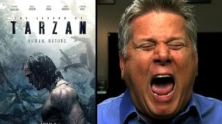 THE LEGEND OF TARZAN movie review (no spoilers) - BLIND FILM CRITIC