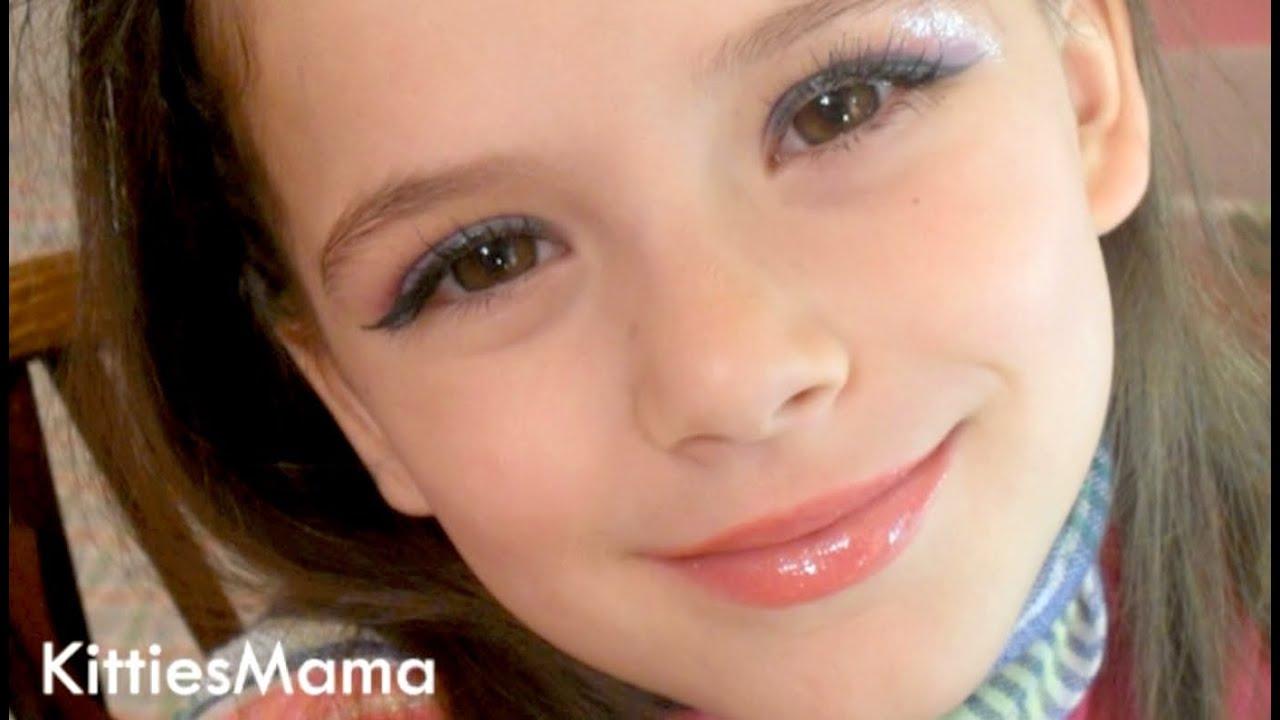 Bratz Kidz Doll Makeup Tutorial For Kids By Emma - YouTube