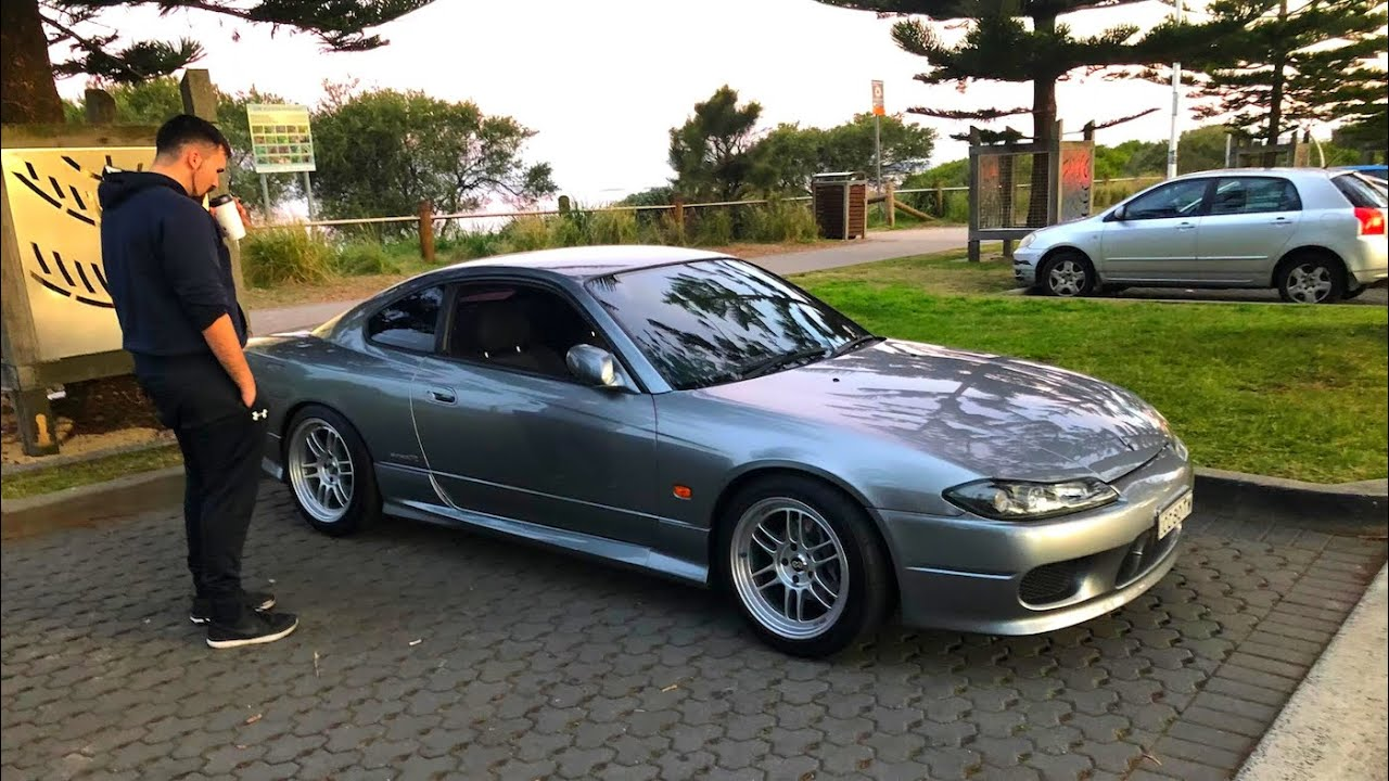 Download My New s15 Silvia (BEST SOUNDING!!! SR20DET on the internet)