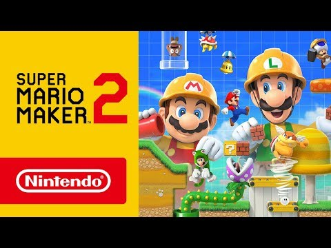 Games review: Super Mario Maker 2 lets you build your own