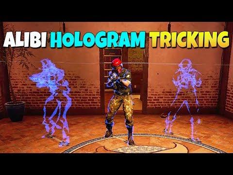 Alibi Hologram TRICK - Operation Para Bellum - Ranked Moments TTS | Rainbow Six Siege