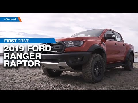 FIRST DRIVE: 2019 Ford Ranger Raptor