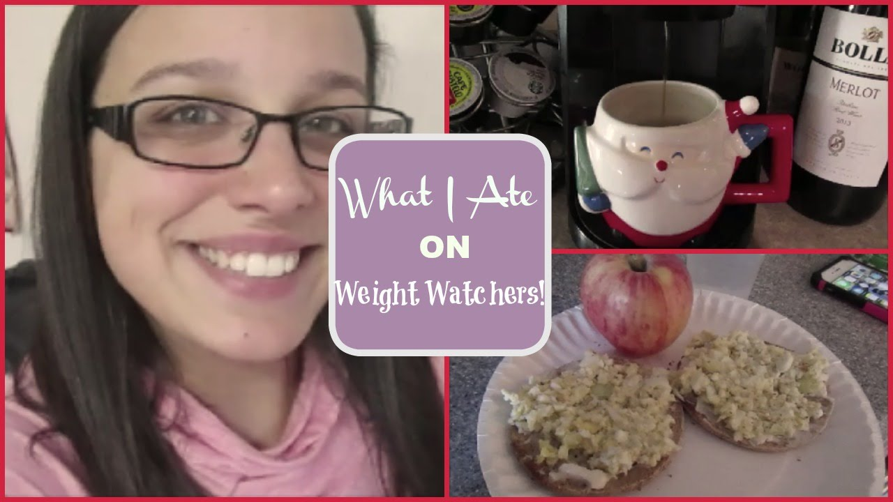 what i ate on weight watchers smart points 12 7 12 8 youtube. Black Bedroom Furniture Sets. Home Design Ideas