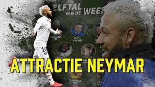 Attractie Neymar Is Een Kruising Tussen Messi & Mbappé + Goals & Assists