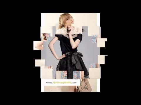 Thời Trang Nữ MK : Thời Trang Công Sở, Thời Trang Dạo Phố, Thời Trang Váy Đầm Bộ Sưu Tập 1