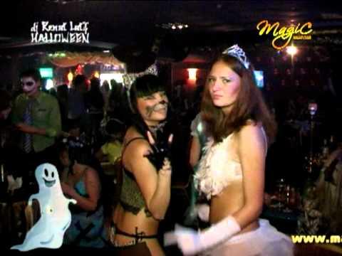 Ночной клуб Меджик Хеллоуин 30.09.2010 Великий Новгород