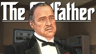Playing The Godfather Video Game