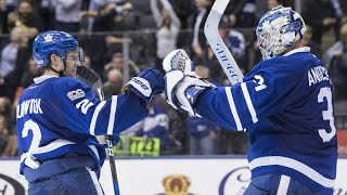 This is how many points the Maple Leafs need to make the playoffs