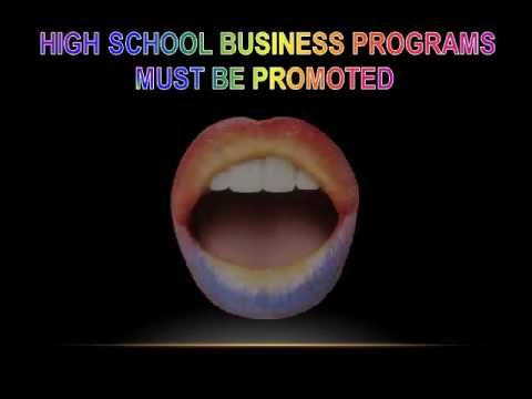 Why High School Business Education