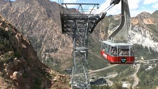 Aerial Tram - Snowbird Ski and Summer Resort (HD)
